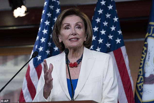 House Speaker Nancy Pelosi has stepped into an escalating row with Representative Ilhan Omar over Omar's latest condemnation of Israel