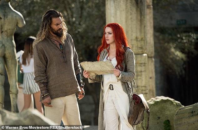 Box office: Aquaman grosses $1.148 billion worldwide, the only DC Extended Universe film to cross the billion-dollar mark