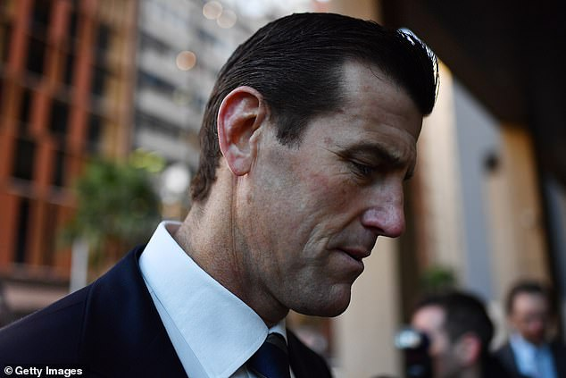 Ben Roberts-Smith (pictured) and Sergeant Matthew Locke were awarded the Medal for Gallantry for their actions in the operation. Sergeant Locke was killed in Afghanistan in October the next year