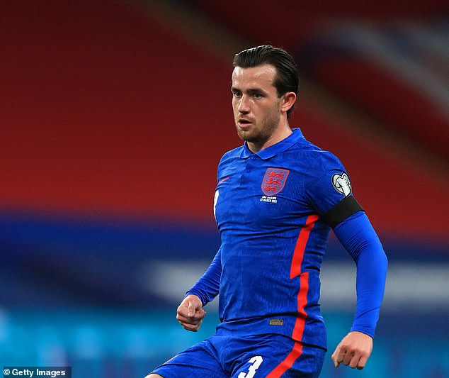 Mourinho said he would favour Chelsea left-back Chilwell to start for England at the Euros