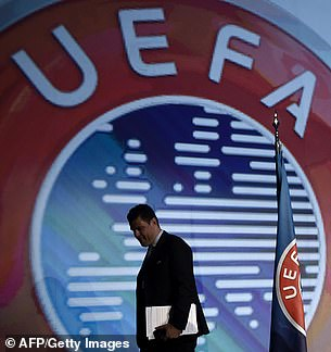 UEFA has been deeply concerned about European Super League plans for many years