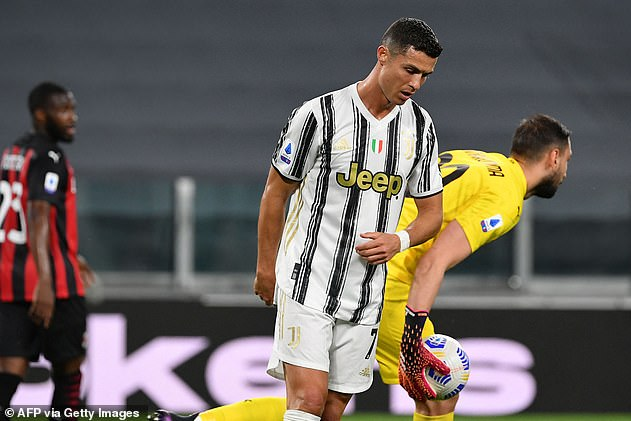 Cristiano Ronaldo's Juventus could be banned from Europe if UEFA pushed on with the process