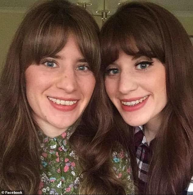 Georgia (right) added that Melissa is out of the medically induced coma that doctors placed her in to aid her recovery