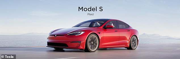 Tesla has started to deliver its long-awaited Model S Plaid, the world's quickest car o Thursday