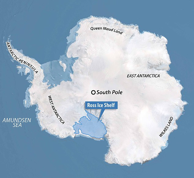 Claim: Rangiora and his crew are thought to have reached the Ross Ice Shelf in the 7th century