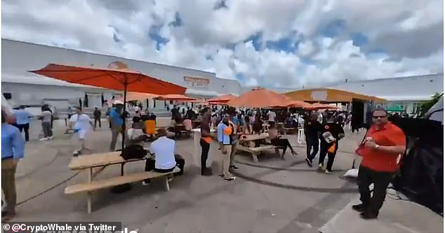 The Bitcoin 2021 Convention was held in Miami, Florida at the Mana Convention Center in Wynwood, Friday June 4, 2021