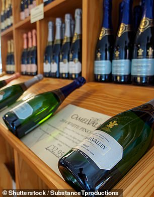 Lots of bottle: Offerings at Camel Valley
