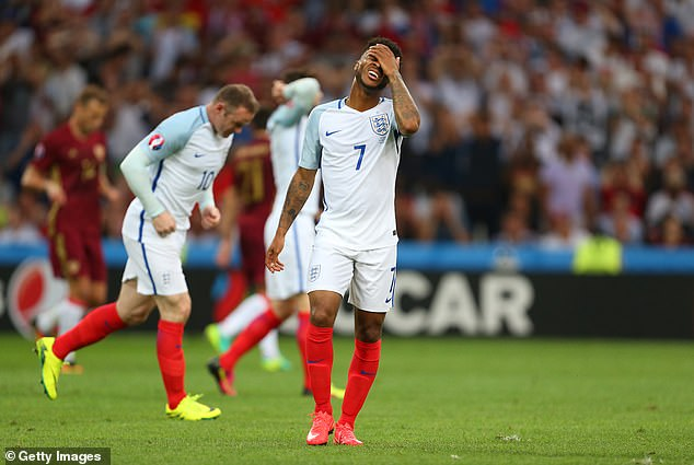 England have never won an opening group match at any European Championships in nine tries
