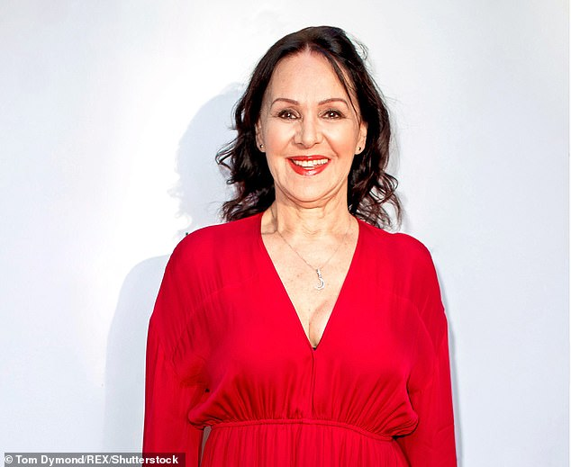 He's known for his love of Abba's music – a penchant shared with his best friend Carrie Symonds – but who knew Henry Newman used to be a semi-professional ballroom dancer? Pictured: Arlene Phillips