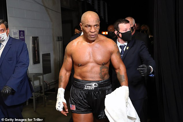 Fan: According to the report, Even boxer Mike Tyson is a fan of the workout method