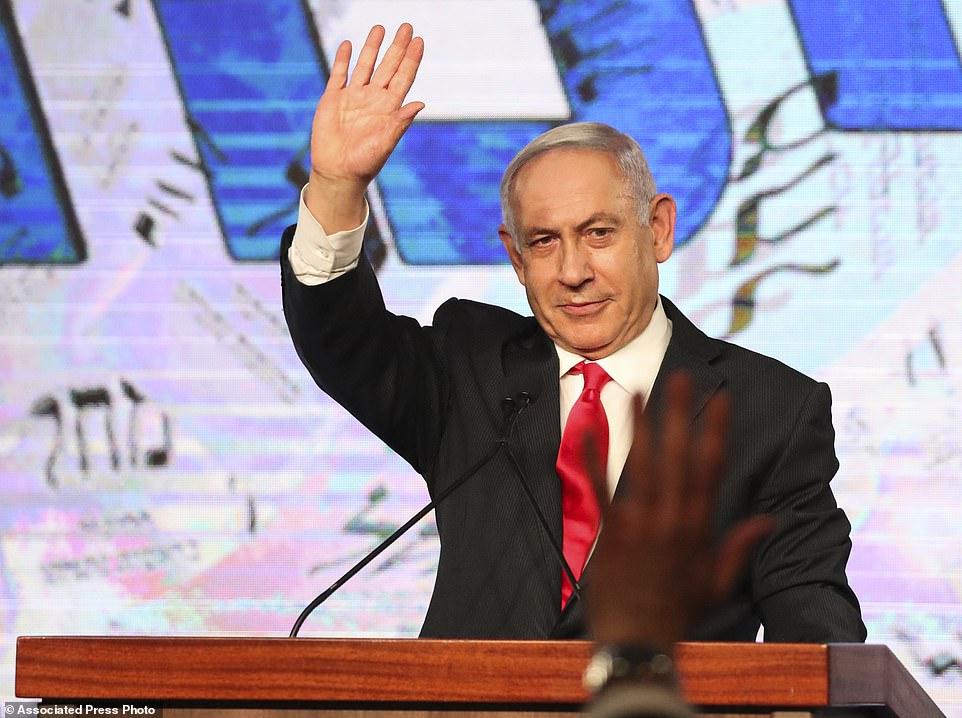Netanyahu has become a divisive figure in Israeli politics, with the last four elections all seen as a referendum on his rule