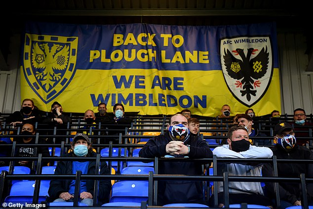 AFC Wimbledon have played a pivotal role in establishing the Fair Game movement