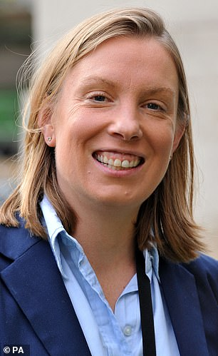 MP Tracey Crouch is chairing the Fan-Led Review of Football