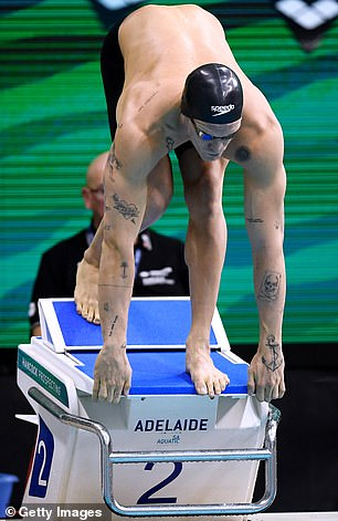 Loss: In April, Cody suffered a slight setback after placing ninth in his heat at the Australian National Championships, clocking 24.79 seconds