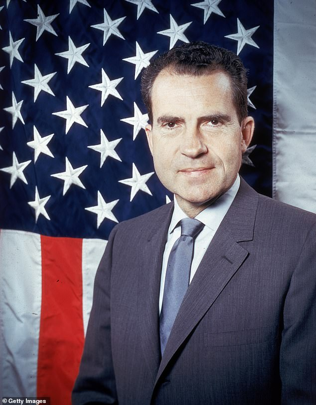 Nixon: The HBO miniseries will cover the events leading to the disastrous end to Richard Nixon's presidency