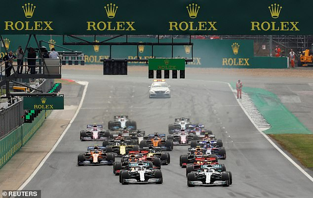 Silverstone is well placed to welcome large crowds again this year given its wide open spaces