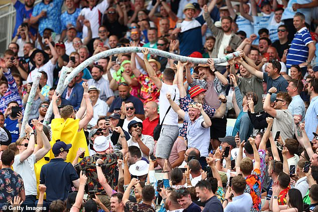 England were poor in the second test, but Edgbaston welcomed back 18,000 supporters