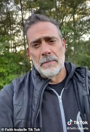 Big names!  Jeffrey Dean Morgan and JK Simmons also appeared in the celebrity-filled video