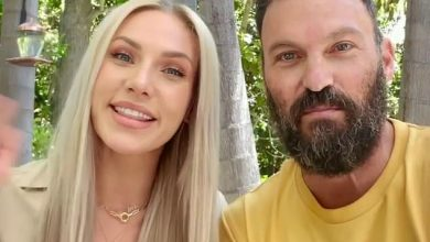 Brian Austin Green says he's 'in a really good place' with Sharna Burgess