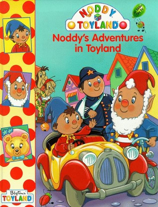 Blyton's Noddy series is much loved.But her use of the term 'Golliwogs' in the books has now been changed to 'Goblins' in recent editions