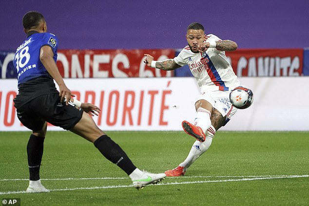The 27-year-old has since evolved as a player during his four-and-a-half years at Lyon