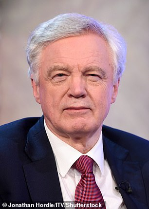 Former Cabinet minister David Davis, who was among rebel Tories who voted against an extension of coronavirus restrictions this week, led calls for an earlier unlocking