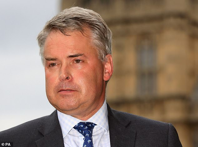 Conservative MP Tim Loughton (pictured), a member of the Home Affairs select committee, said the police appeared to be losing sight of the job at hand