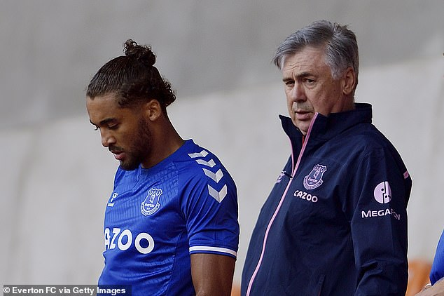 Dominic Calvert-Lewin 'wanted by Ancelotti's Real Madrid and Everton make £50m sell this summer' - Saty Obchod News