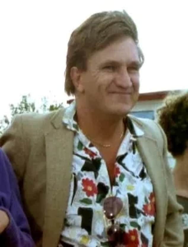 Various Roles: Frankie rose to fame in the early 1970s as the frontman of Australian retro-rock band Ol '55 before appearing in Prisoner in the 1980s. In 1989 he also performed in Round The Twist and more recently in Home and Away.  Pictured as Mr Gribble in Round The Twist