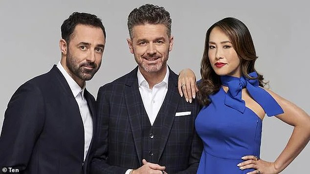 Making a comeback: judges Melissa Leong, Andy Allen and Jock Zonfrillo to helm the show