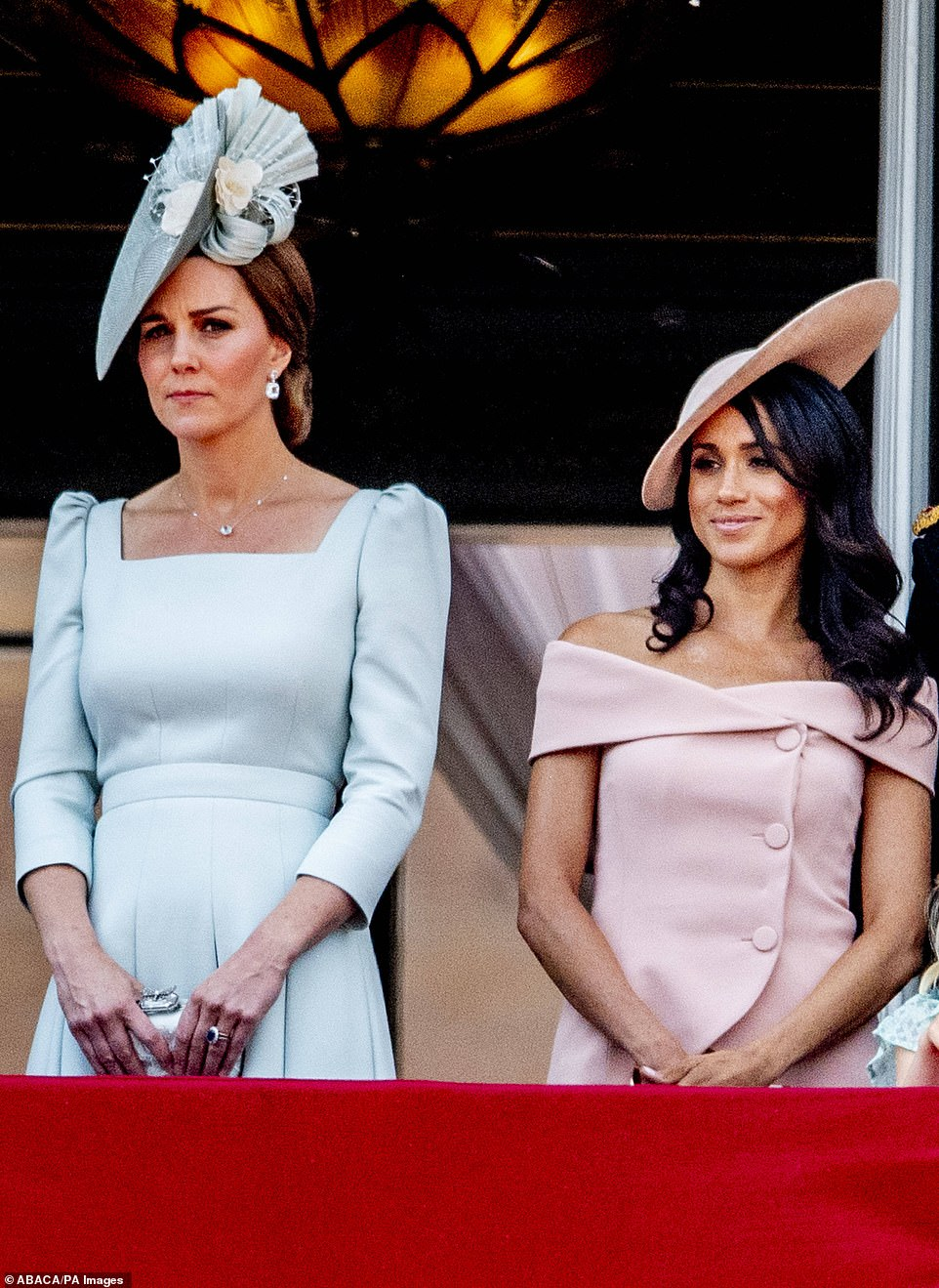The Timesrevealed in March how Jason Knauf, communications secretary to the Cambridges and Sussexes, claimed in October 2018 that Meghan had been bullying members of staff. Lawyers for the Sussexes have denied the allegations