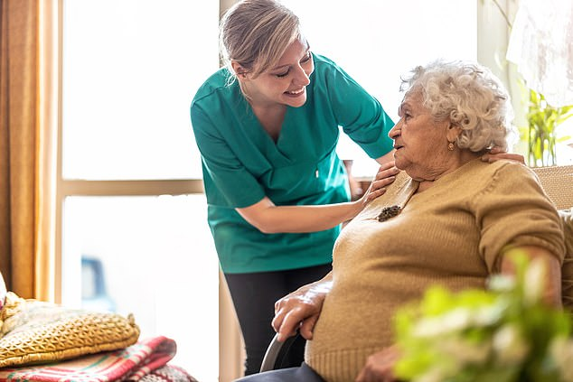 It's time for this Conservative government to fix social care so we can all sleep soundly at night knowing that whatever fate throws at us, we live in a society where every single older person will be treated with dignity and respect [Stock image]
