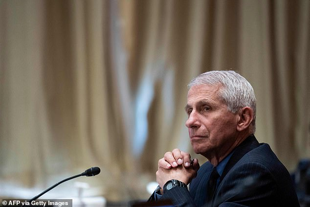 Dr Anthony Fauci, head of theNational Institute of Allergy and Infectious Diseases, spoke to podcast host Kara Swisher of The New York Times for her show Sway, which airs on Monday