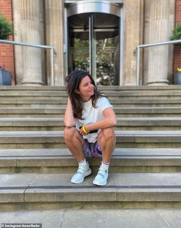 'Not giving up hope' The star, who campaigns for better awareness of bowel cancer symptons, said she'd had a 'crazy a** scary week' but still had a 'glimmer of hope' on further treatment
