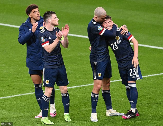 Scotland were very impressive at Wembley as they got their first Euro 2020 point on the board