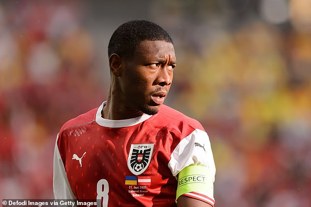 The incoming David Alaba can also slot comfortably into the role and Victor Chust can fill in