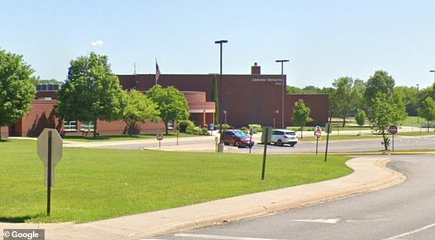 Lakeview Elementary School, pictured, is where Novalee currently studies