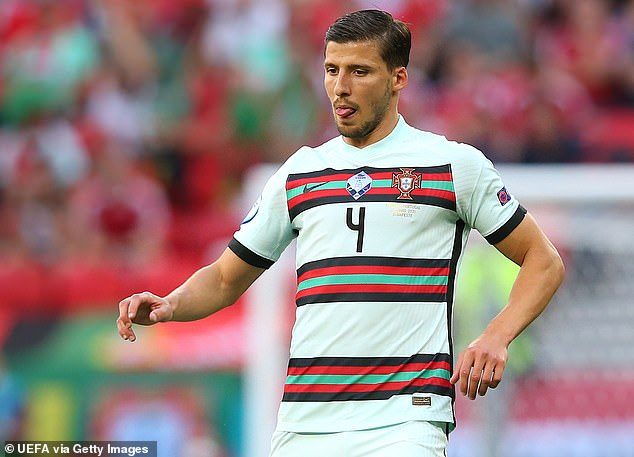 Ruben Dias is colossal at the back and helped Portugal keep a clean sheet in opening match