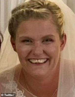 Kerry Leigh Kavannah (pictured) added: 'Rules say per person not per household! Shld be able to go to Wimbledon with a friend as shld my husband!'