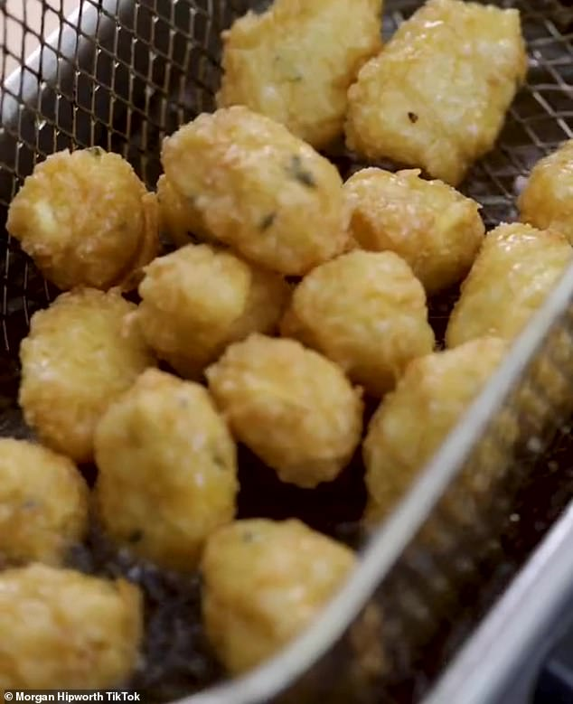 A successful pastry chef has shared his ultimate potato gem recipe on TikTok