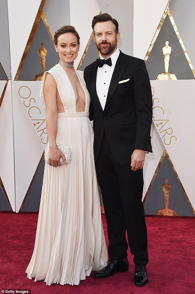Former glory: The couple announced the end of their relationship in November 2020 after being engaged for seven years; seen at the Oscars in 2016