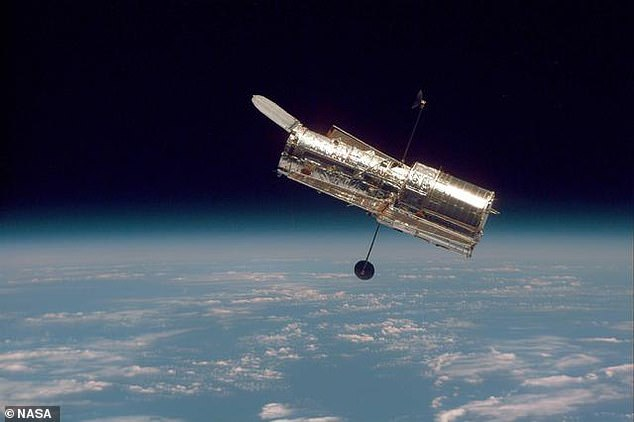 Initially, it was believed that a memory module on the NASA Standard Spacecraft Computer-1 (NSSC-1) system was failing