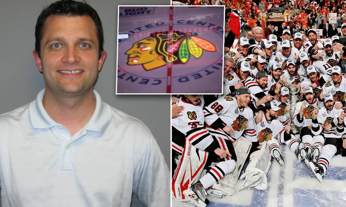 Lawsuit: Chicago Blackhawks assistant coach molested player in 2010 | Daily  Mail Online