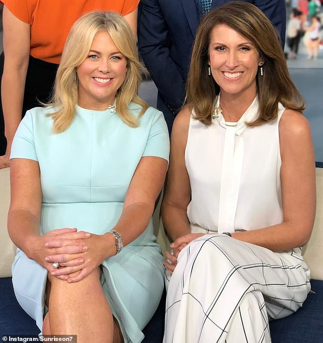 Feud:It comes after Natalie, 53, hinted on Instagram last week she was facing some viewer backlash amid her public spat with former Sunrise host Samantha Armytage sharing a cryptic post responding to her haters