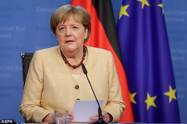 Merkel was rebuffed in her efforts to designate Britain a 'country of concern' last week but want a universal policy after the Indian variant became the dominant strain in Portugal following an influx of tourists and football fans.