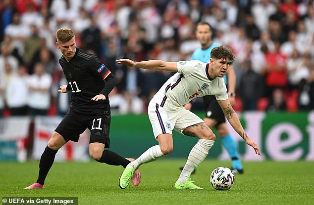 John Stones and his fellow England defenders have acquitted themselves admirably