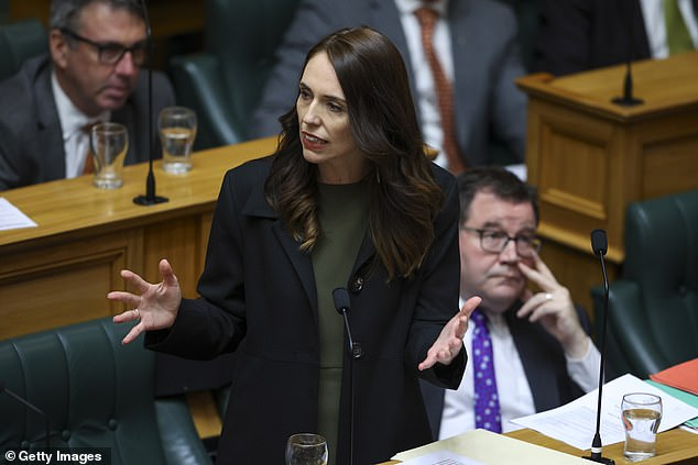 Jacinda Ardern blunted her counterpart Judith Collins saying new hate speech legislation wouldn't be strong enough to protect Collins herself from being called a 'Karen'