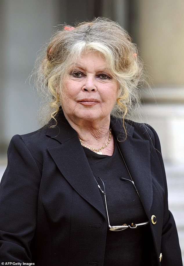 The court found Bardot (pictured in 2007) guilty of libel, and ordered her to pay a fine equivalent to £4,200, and to pay Mr Schraen £850, and a further £850 in legal costs