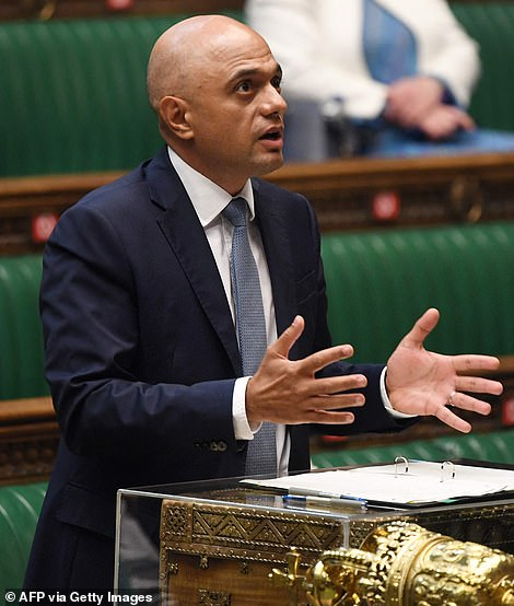 Health Secretary Sajid Javid said a booster programme will 'protect this freedom'