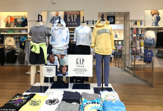 From basics... to bland: To retail experts, the closure of Gap stores is the latest, almost inevitable, step for a company that has failed to move with the times - both in terms of its design and what its brick-and-mortar offering gives to high street shoppers